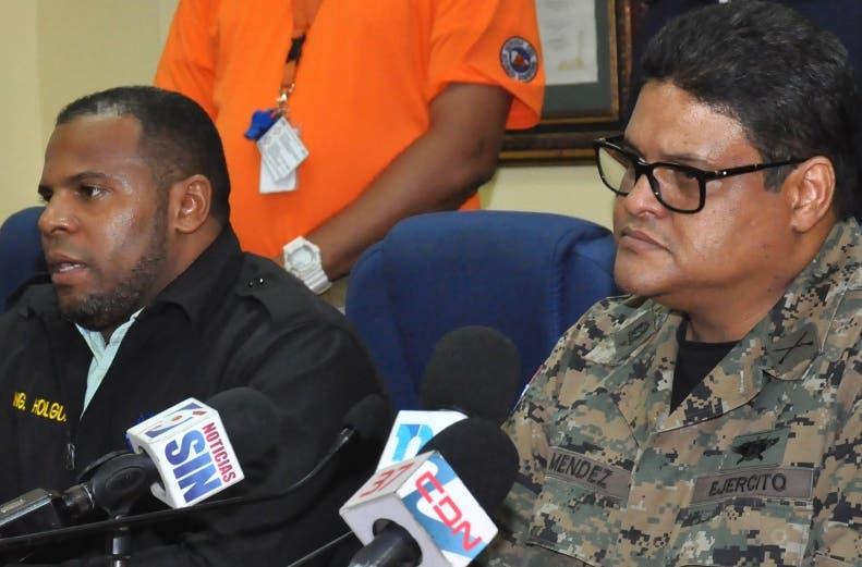 Afectaciones por lluvias se mantienen en Dominicana