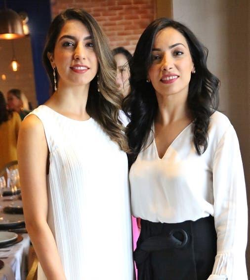 Azadeh Kadivar y Behi Kadivar.