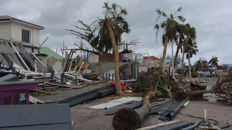 Gobierno informa envía ayuda a criollos damnificados en islas azotadas por Irma