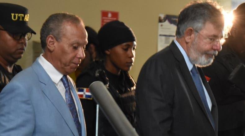Ángel Rondón y Víctor Díaz Rúa están acusados de corrupción.