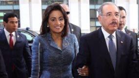 El presidente  Medina llegó ayer a New York   por evento de ONU.