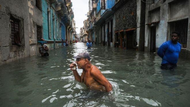 El mayor impacto para la salud pública tras un devastador huracán como Irma es la falta de acceso a los servicios de salud. YAMIL LAGE / AFP / GETTY