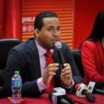 El periodista Odalis Vega, alcalde de Hato Mayor del Rey, y dirigente del PRSC.