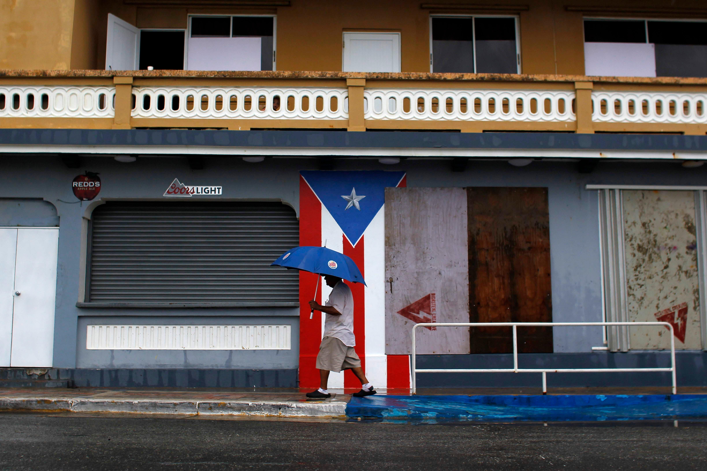 El ojo del huracán Irma pasará cerca o justo al norte de Puerto Rico esta tarde o noche y cerca o sobre la costa norte de la República Dominicana el jueves,