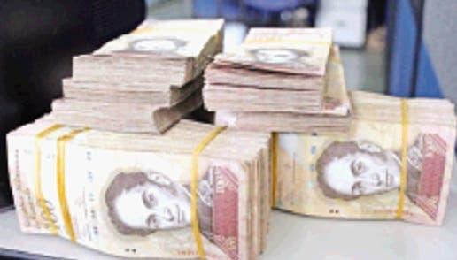 Venezuela carece dinero efectivo