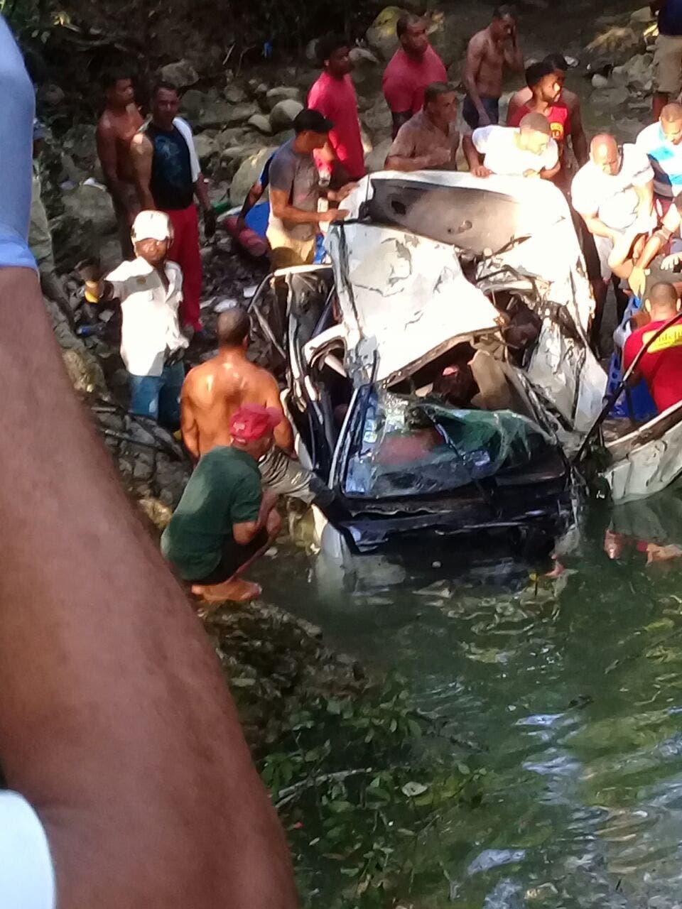 Accidente en Puerto Plata deja 4 muertos