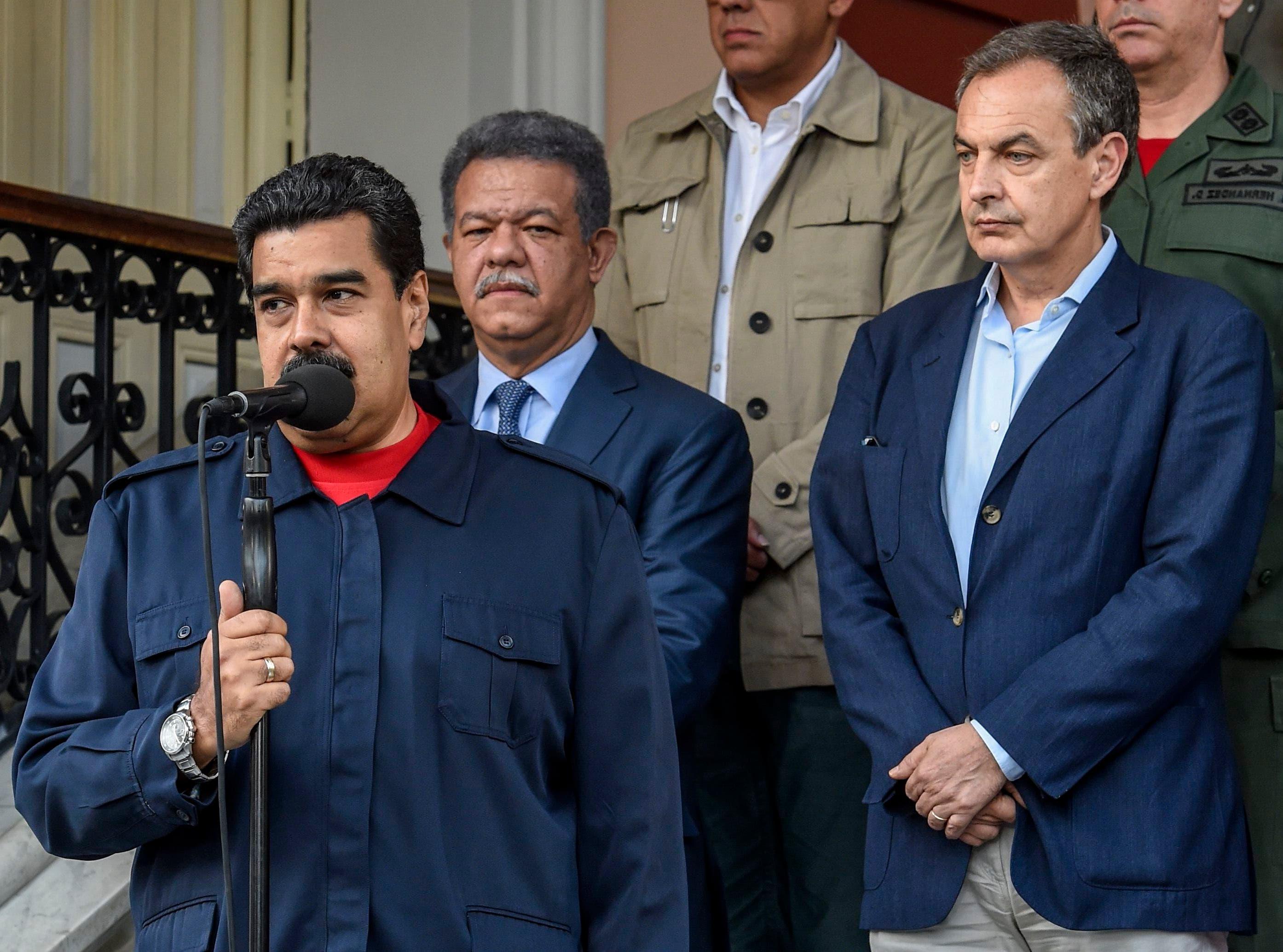 Leonel Fernández dice diálogo venezolano puede avanzar si instituciones conviven