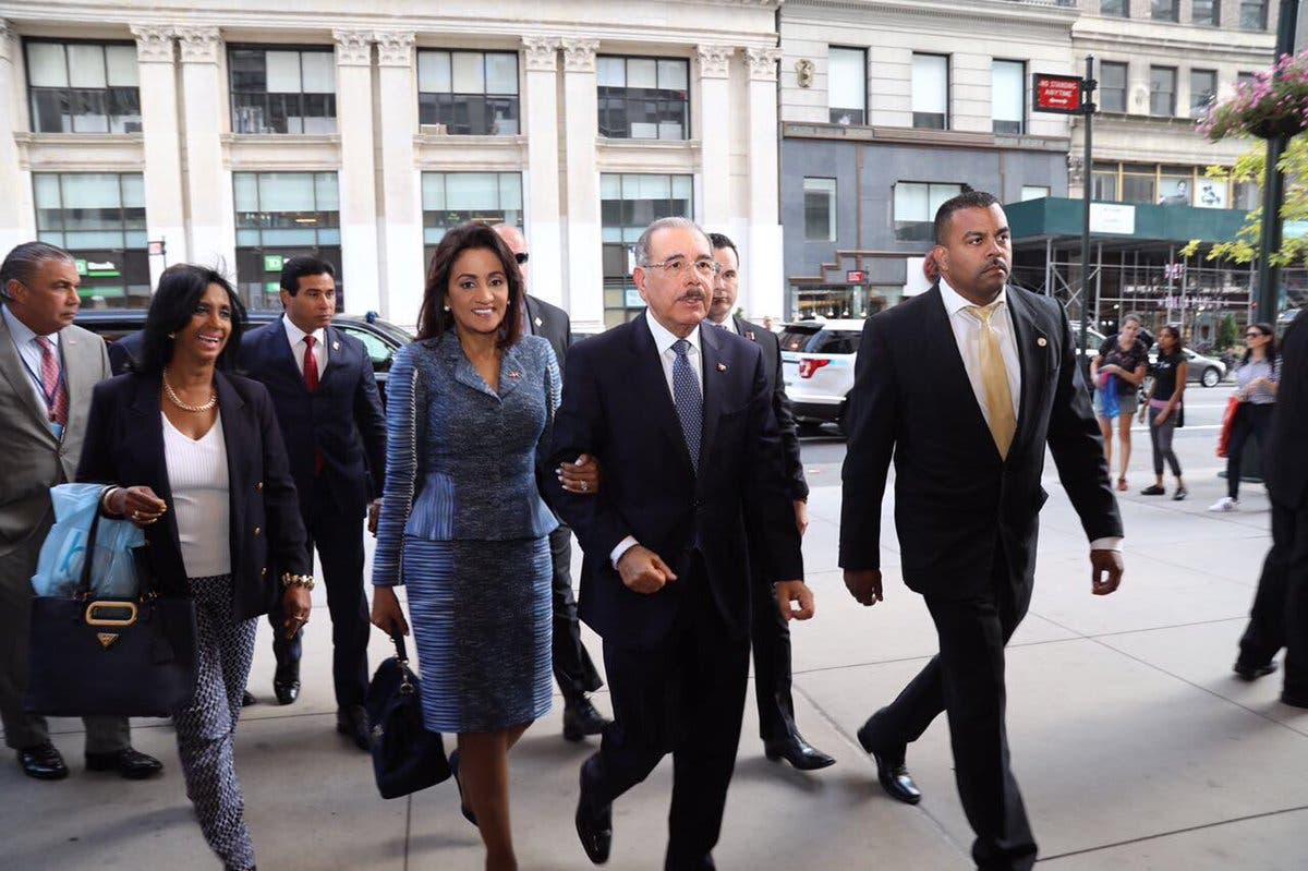 Canciller dominicano viaja a Naciones Unidas