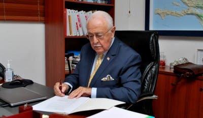 Antonio Isa Conde, Ministro de Energía y Minas
