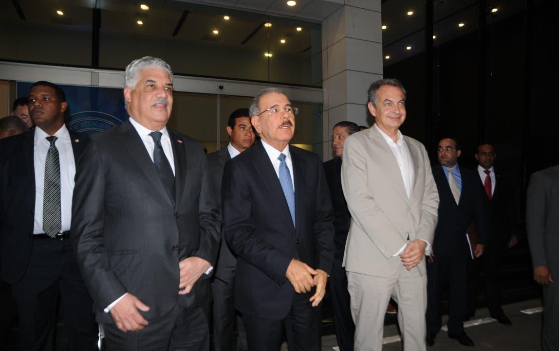 Gobierno y oposición continuarán negociaciones en República Dominicana