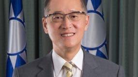 Dr. David Tawei Lee, Ministro de Relaciones Exteriores República de China (Taiwán)