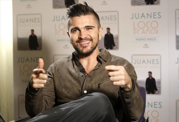 Juanes inicia su primera gira en más de dos años en mejor forma que nunca