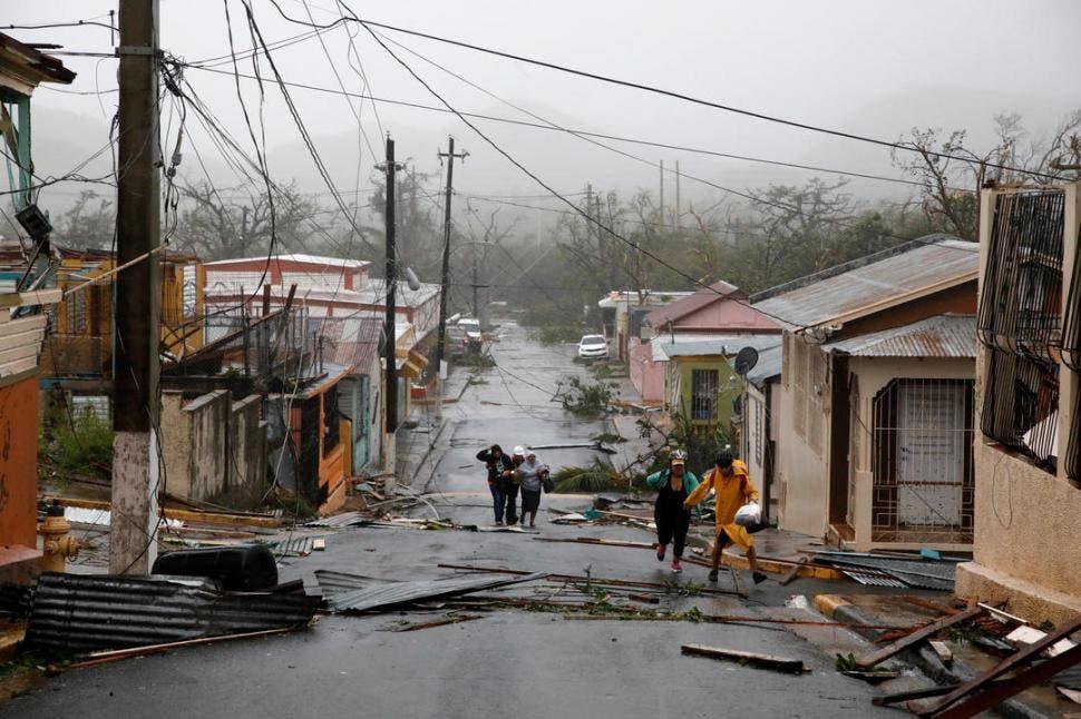 Desalojan dos pueblos en Puerto Rico por fallo en presa