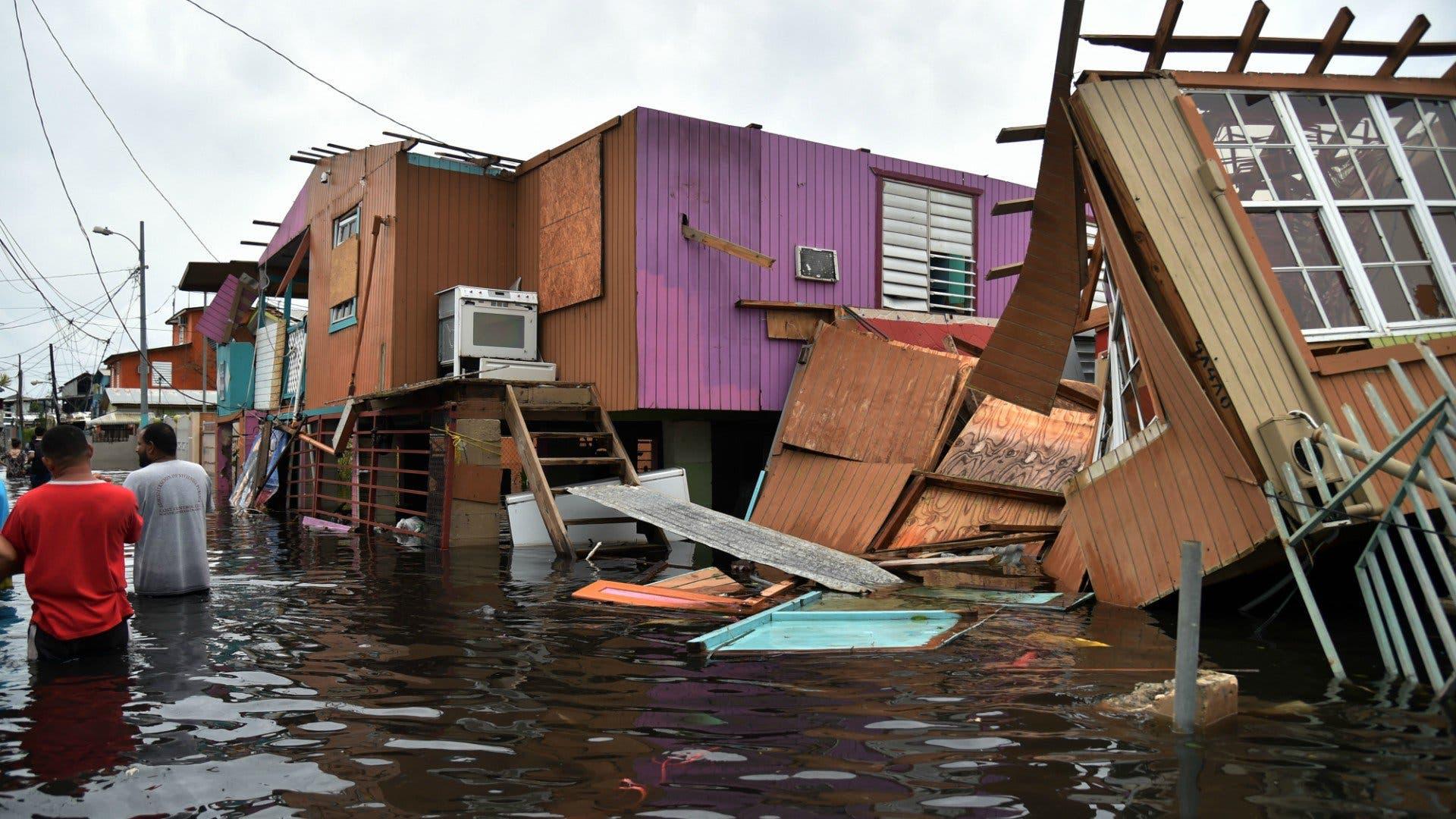 María devastó Puerto Rico a finales de septiembre de 2017 provocando la salida de miles de boricuas hacia territorio continental estadounidense.