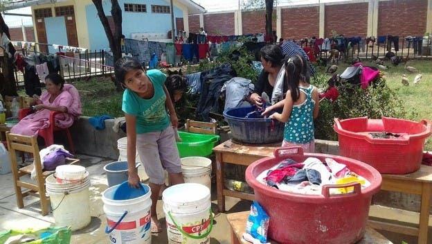 Los siete millones de niños con necesidades especiales viven en las zonas más afectadas como Chiapas, Ciudad de México, Morelos, Puebla y Oaxaca.