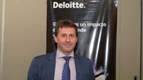 Álvaro Castagneto, Socio líder Auditoría Deloitte.