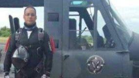 Luis Pavel Luna Kunhardt era un experimentado paracaidista.