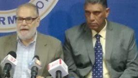 Miguel Ceara Hatton y Jesús Vásquez Martínez, dirigentes PRM.