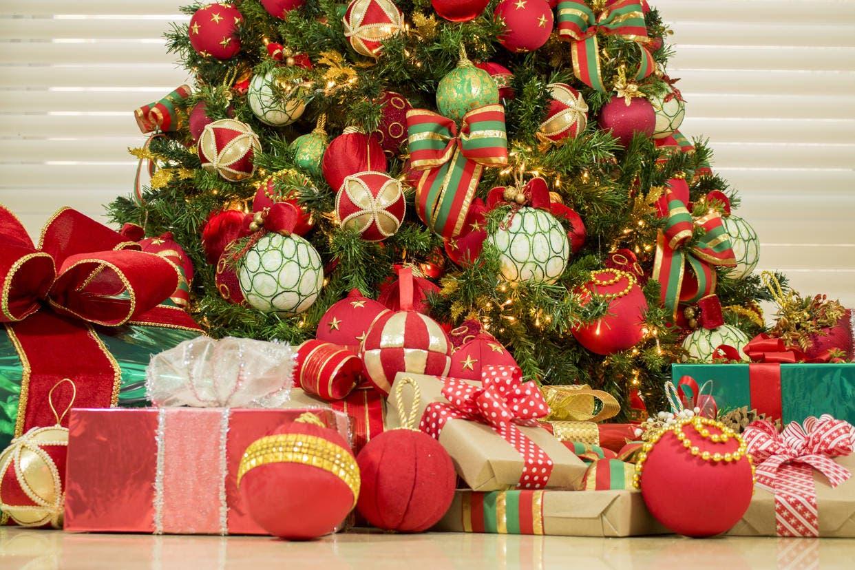 Tendencias de decoración y colores para Navidad