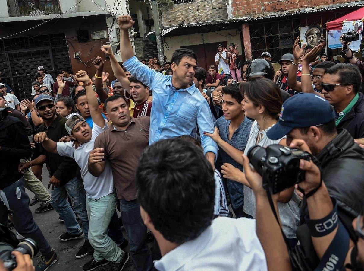 El triunfo del oficialismo en las elecciones regionales fue  desconocido por la oposición del país.