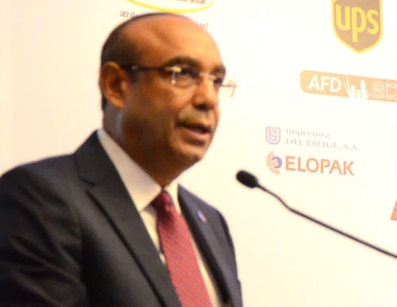 Domínguez Aristy detalló los retos del sector que representa.