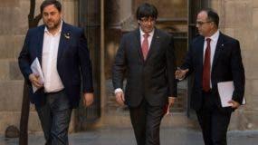 Esta semana Carles Puigdemont podría cesar en el gobierno.