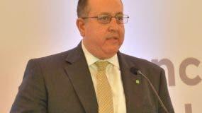 Magín Díaz, director  de Impuestos Internos.  archivo