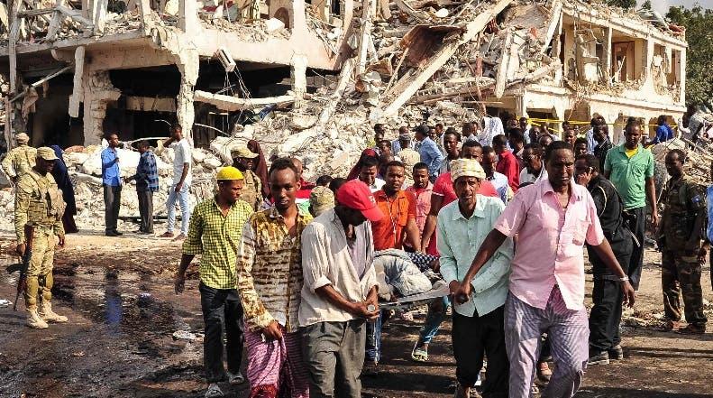 Los hospitales atienden a más de 350 heridos en el ataque.