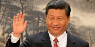 Xi Jinping es  presidente de China y secretario general del PCC.
