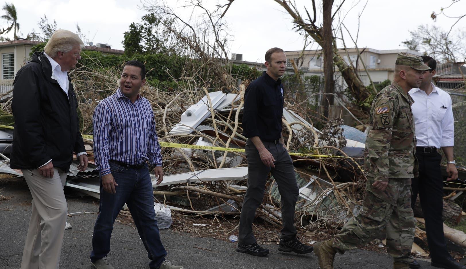 Tres semanas después del paso del huracán María, 5,600 personas siguen viviendo en refugios.