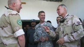 La OTAN cuenta con 10 mil soldados desplegados en Afganistán.