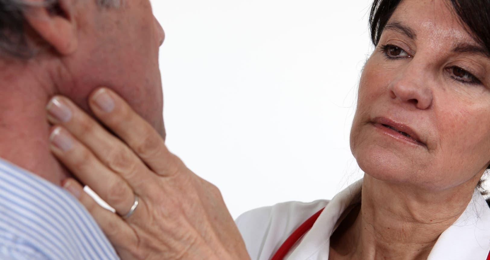 Los linfomas pueden aparecer en  ganglios del cuello, amígdalas, regiones inguinales,  bazo, hígado y  médula ósea, entre otros lugares.