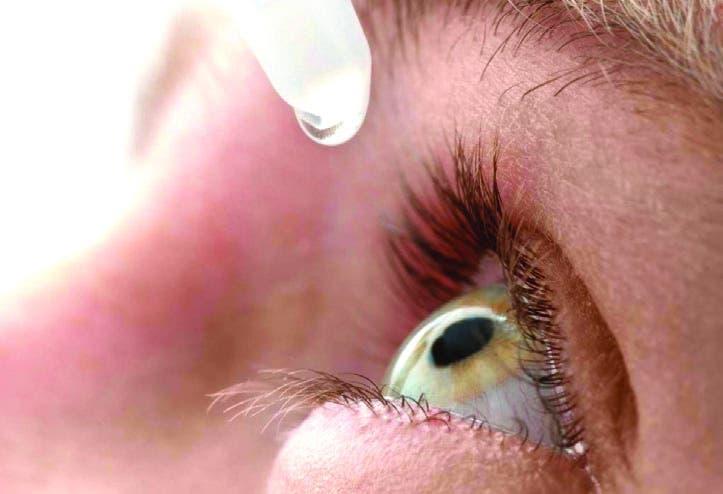 El ojo seco puede reducir la visión