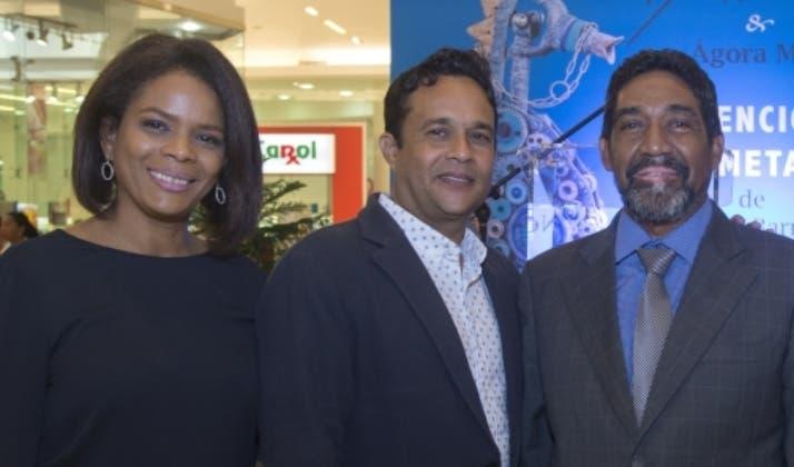 Marivell Contreras, Nelson Barrera y José Ignacio Morales.