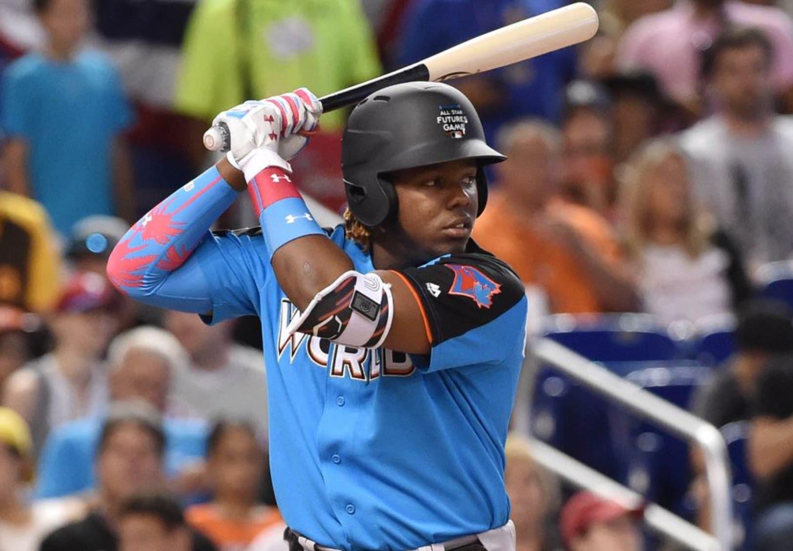 El prometedor jugador Vladimir Guerrero hijo será una de las atracciones en el venidero torneo de béisbol profesional dominicano.