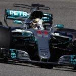 Lewis Hamilton tratará de dar el puntillazo final este fin de semana para conseguir el cuarto título.
