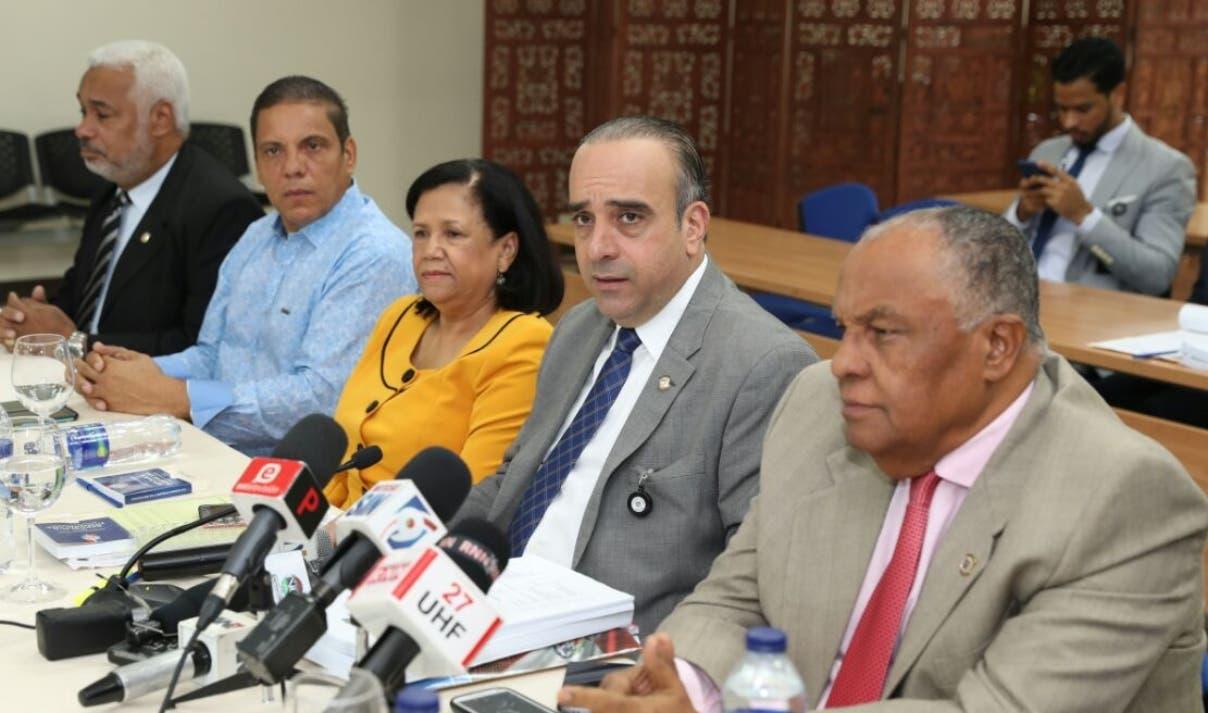 Los miembros de la comisión iniciarán el lunes el estudio de la modificación a la Ley Electoral.