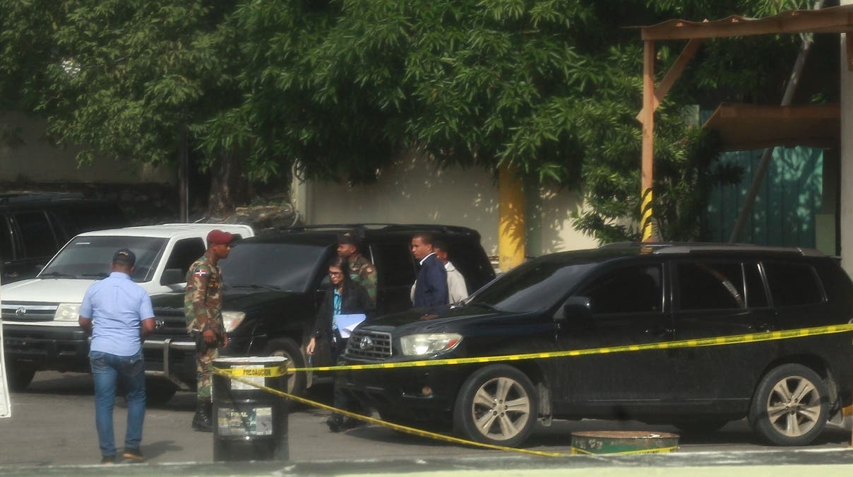 El Ministerio Público y la Policía Nacional realizaron varios allanamientos en distintos lugares.
