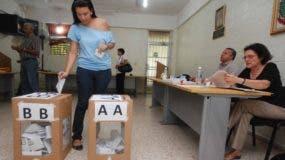 El país ha logrado avances y fortalecido su sistema electoral.