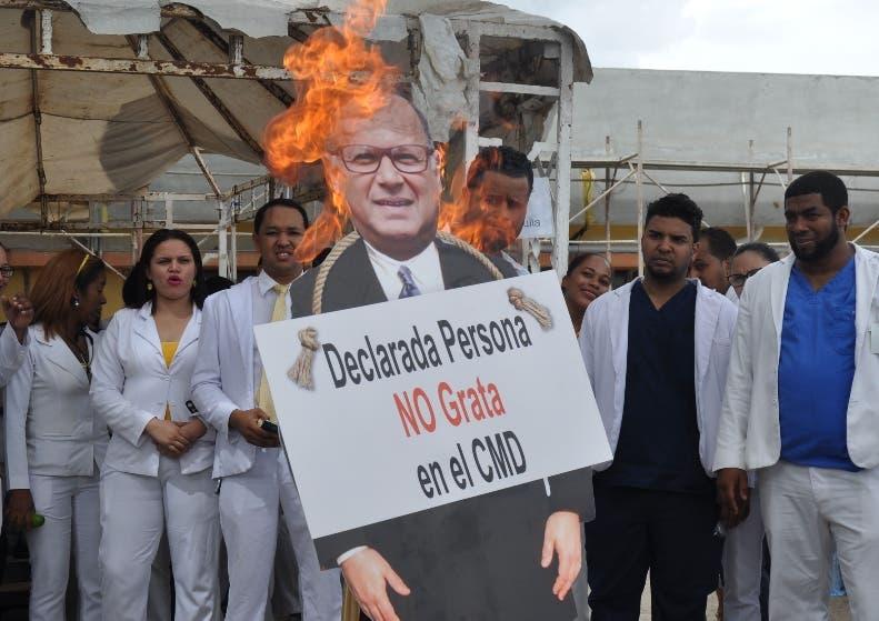 """Waldo Ariel Suero: """"Si  el Gobierno quiere confrontación la tendrá"""""""