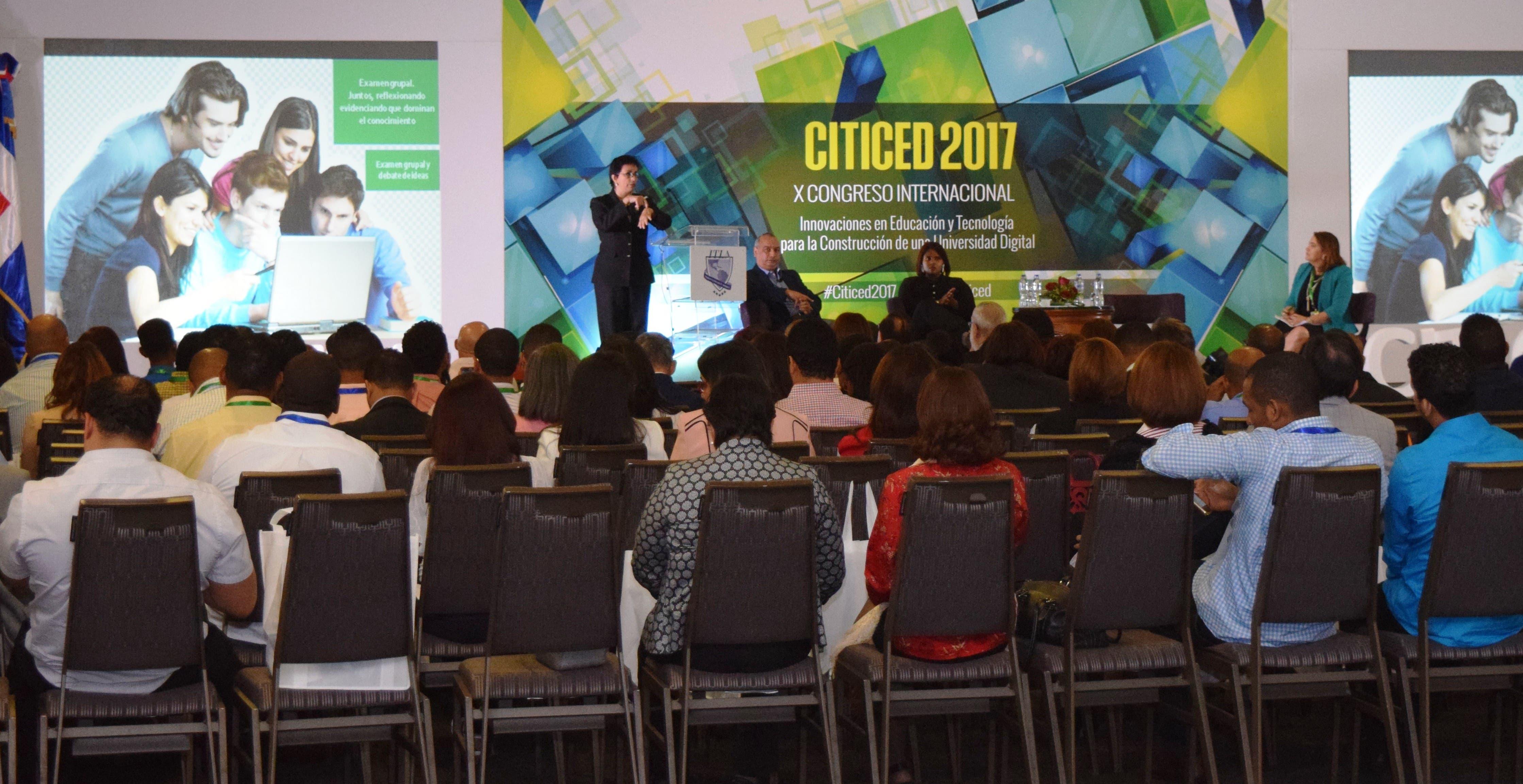El evento que se celebra cada dos años, busca generar un espacio para analizar, reflexionar e intercambiar propuestas que fomenten la integración de las TIC en los procesos de enseñanza-aprendizaje de la educación superior.