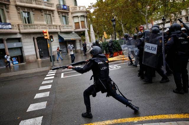 Referéndum en Cataluña: el Gobierno catalán pedirá la independencia al Parlamento