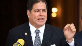 Luis Florido ha participado como negociador de la opositora Mesa de la Unidad Democrática (MUD). Foto de archivo