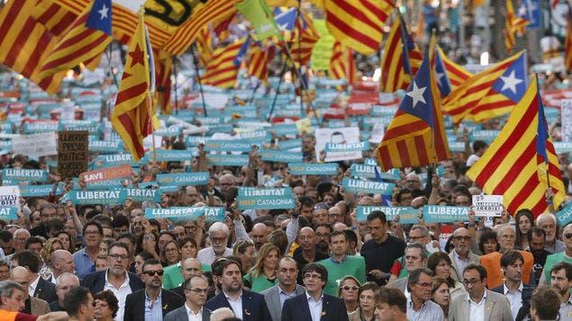 Esperan con incertidumbre la respuesta del gobierno catalán