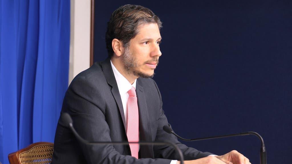 Mario Arvelo, actual representante de la República Dominicana ante las agencias de la ONU para la alimentación en Roma.