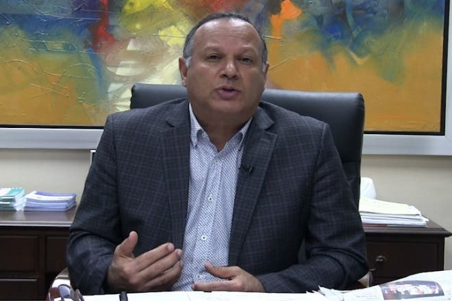 Nelson Rodríguez Monegro.