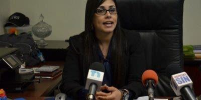 La fiscal Olga Diná Llaverías