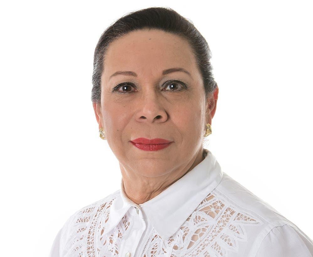 Academia de Ciencias investirá este jueves como miembro de Número a Rosina de la Cruz  de Alvarado