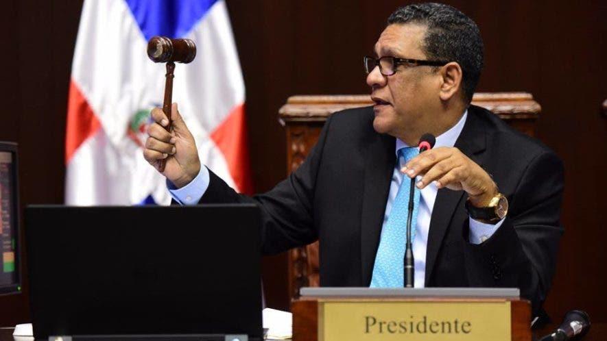 Rubén Maldonado, presidente de la Cámara de Diputados.
