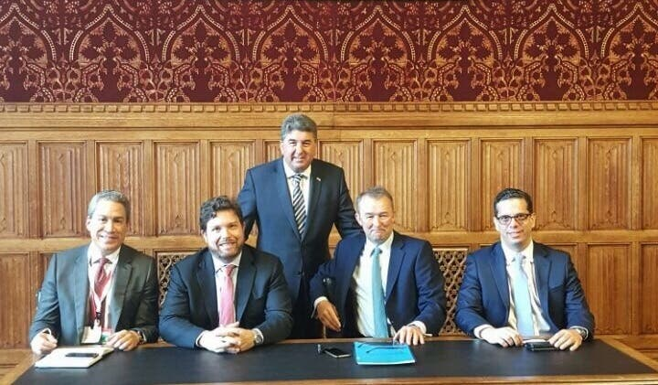 Reino Unido designa a Simon Hart enviado comercial para República Dominicana